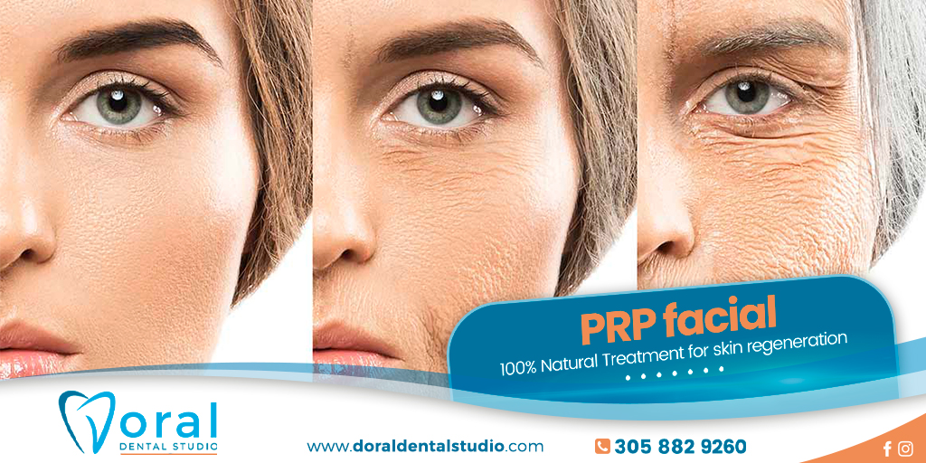PRP facial  100% Natural Treatment for skin regeneration