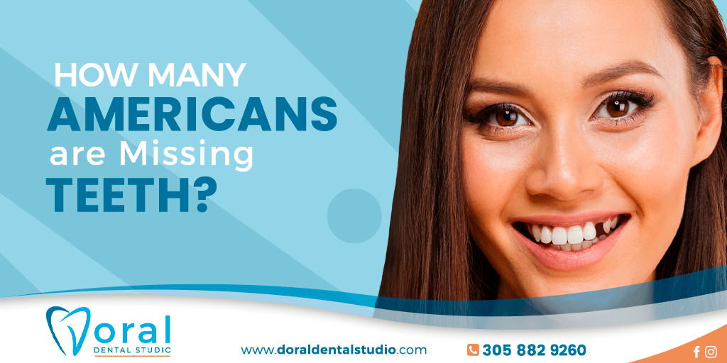 How Many Americans Are Missing Teeth?