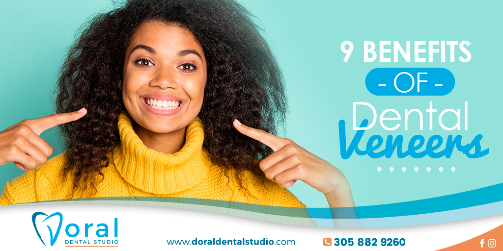 9 Benefits of Dental Veneers